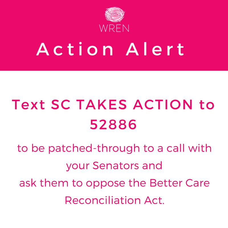 Legislative Action Alert Act To Provide >> Action Alert Call Your Senators In Support Of Healthcare Access